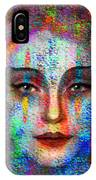 Woman 395 IPhone Case