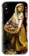Woman Bearing Gifts For Jesus Our Savior IPhone Case