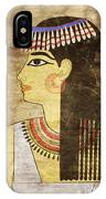 Woman Of Ancient Egypt IPhone Case