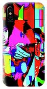 Women Of Color Will Wash Away The Stain Of The Trump Administration In 2018/2020 Elections IPhone Case