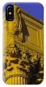 Wonderful Palace Of Fine Arts IPhone Case