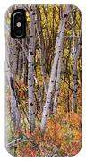 Wonderful Woods Wonderland IPhone Case