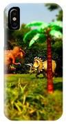 Wonderland 17 IPhone Case