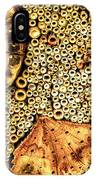 Insect Hotel #2 IPhone Case