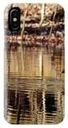 Wood Ducks Enjoying The Pond IPhone Case