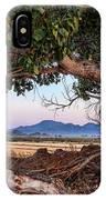 Wood Frame Window IPhone Case