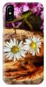 Wood - Id 16235-142752-5578 IPhone Case