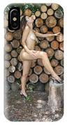 Wood Shed 269 IPhone Case