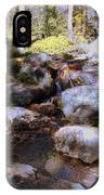 Wooded Blue Brook IPhone Case