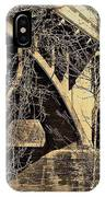 Wooded Gervais IPhone Case