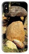 Wooden Art IPhone Case