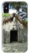 Wooden Mission Of Nombre De Dios IPhone Case
