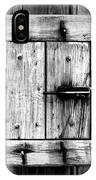 Wooden Window II IPhone Case