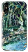 Woodland Critters IPhone X Case