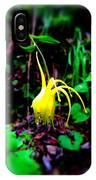 Woodland Flower IPhone Case