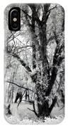 Woodland Fluff IPhone Case
