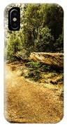 Woodland Nature Walk IPhone Case