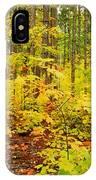 Woodland Panorama IPhone Case
