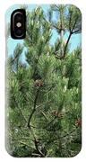 Woodland Pines IPhone Case