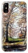 Woodland Pond  IPhone Case