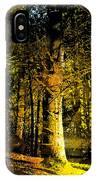 Woodland Tapestry IPhone Case