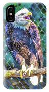 Woodlands Nature Station IPhone Case