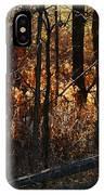 Woods - 1 IPhone Case