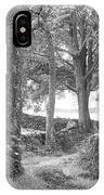 Woods, Troutbeck, Windermere IPhone Case