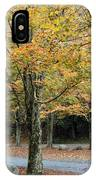 Words End State Park Drive IPhone X Case