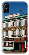 World Famous Alaska Hotel IPhone Case
