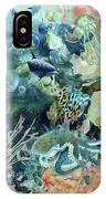 World In The Sea IPhone Case