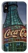 World Of Coca Cola IPhone Case
