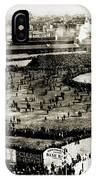 World Series, 1903 IPhone Case