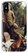 World War I: French Troops IPhone Case
