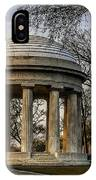 World War I Memorial IPhone Case