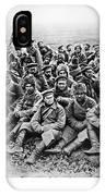 World War I: Prisoners IPhone Case