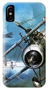 World War One Dogfight IPhone Case