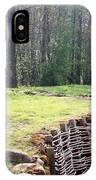 World War One Trenches IPhone Case