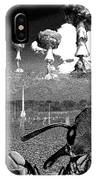 Book Illustation - World War Zero IPhone Case