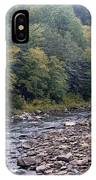 Worlds End State Park Loyalsock Creek IPhone X Case