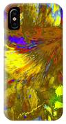 Wormhole Channel IPhone Case