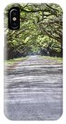 Wormsloe Plantation IPhone Case