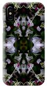 Wornhole Mandala IPhone Case