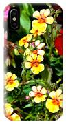 Wp Floral Study 1 2014 IPhone Case