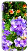 Wp Floral Study 2 2014 IPhone Case