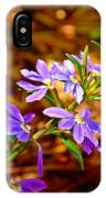 Wp Floral Study 4 2014 IPhone Case