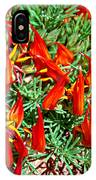 Wp Floral Study 6 2014 IPhone Case