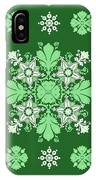 Wrapping Wallpaper Floral Seamless Tile For Website Vector, Repeating Foliage Outline Floral Western IPhone Case