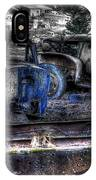 Wrecking Yard Study 12 IPhone Case