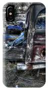 Wrecking Yard Study 13 IPhone Case
